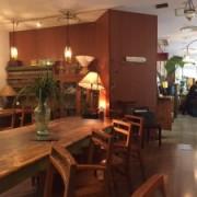 フラミンゴカフェのシズル感