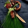 平成最後の迎春「しめ飾り」づくり