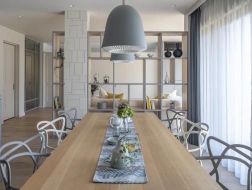 4つの家族の景色とつながり -敷地内同居のご提案-