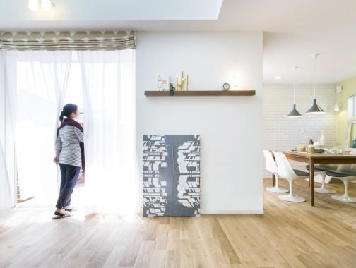 オープンエアで暮らしを愉しむ家