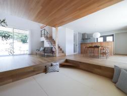 緑と時間を愉しむ家